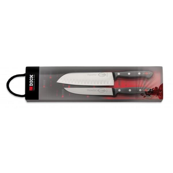 Комплект ножове, 2 части, Dick